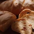 Photos: ドライフルーツパン
