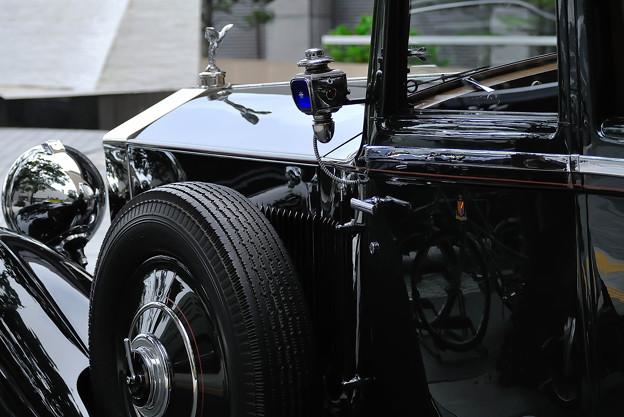 1934年型ロールスロイス・ファントムII