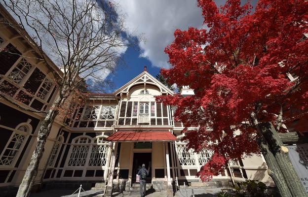 旧三笠ホテル (2)