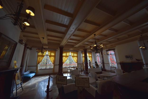 旧三笠ホテル (3)