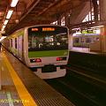 写真: 山手線223系@品川駅
