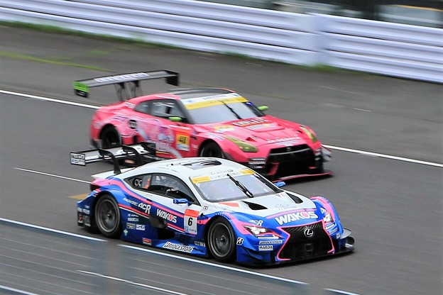 写真: WAKO'S 4CR RC F