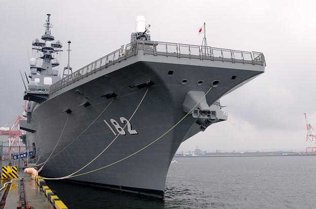 護衛艦いせ・一般公開(12)