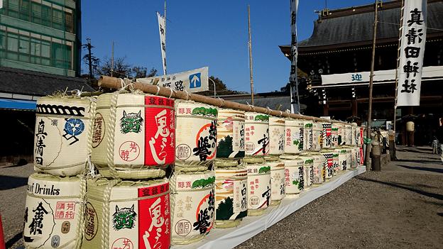 真清田神社(2)