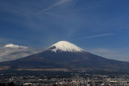 乙女峠からの富士山1