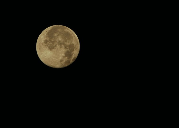 Photos: Strawberry Moon 2016