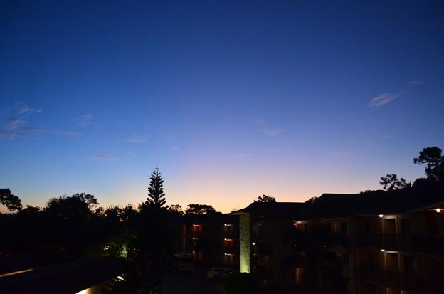 Blue Hour I 9-16-16