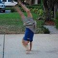 4-13-09 Cartwheel