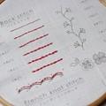 Photos: フェリシモの刺繍レッスン