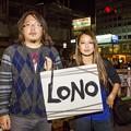 LONO新宿ストリートライブ BED74C1416