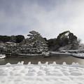 独り占めの雪景色