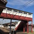 Photos: JR最古の跨線橋
