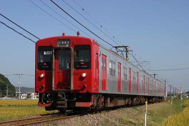 103系1500番代 ワンマン普通西唐津行き