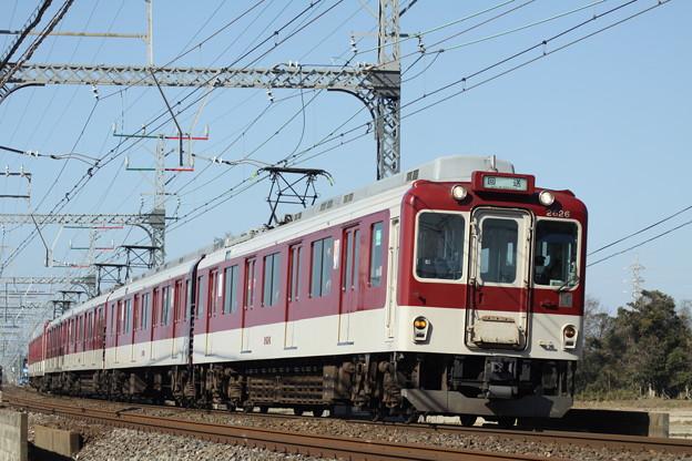 近鉄2800系 L/Cカー