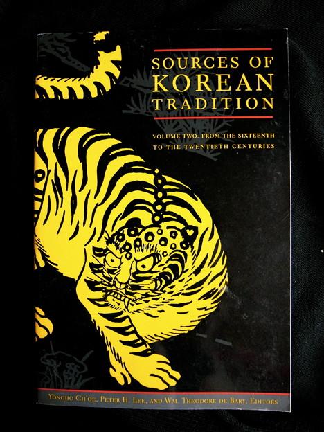 SOURCES OF KOREAN TRADITION VOLUME 2