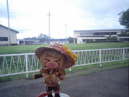 黒田原駅に停車。 リン:「ここ、黒いのかぁーww」 久々にリンちゃ...