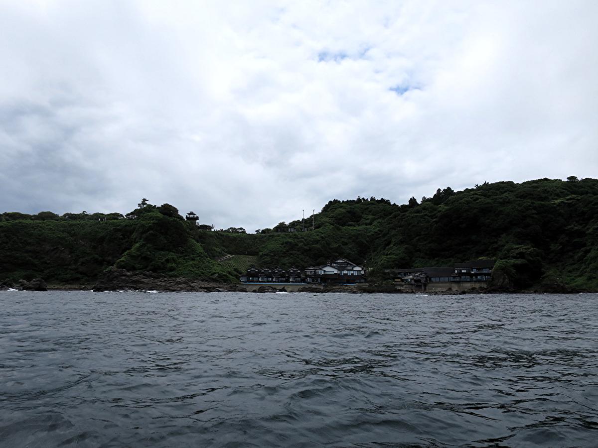 海からランプの宿