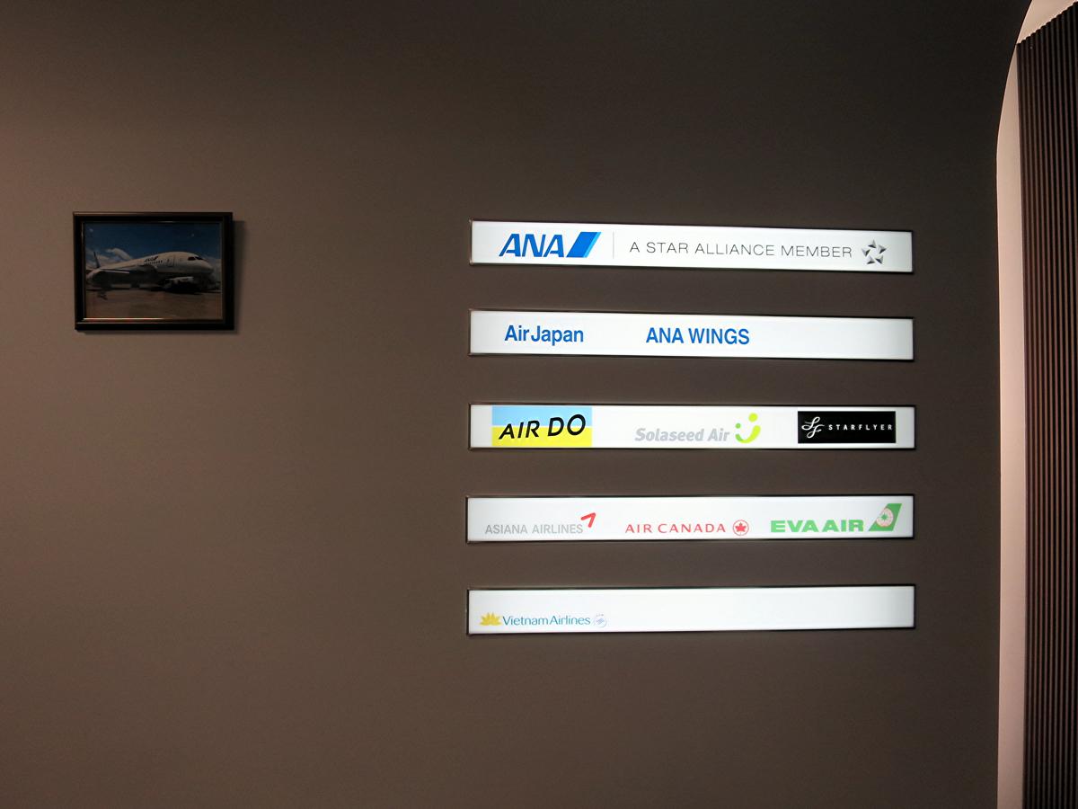 ANAC内部看板
