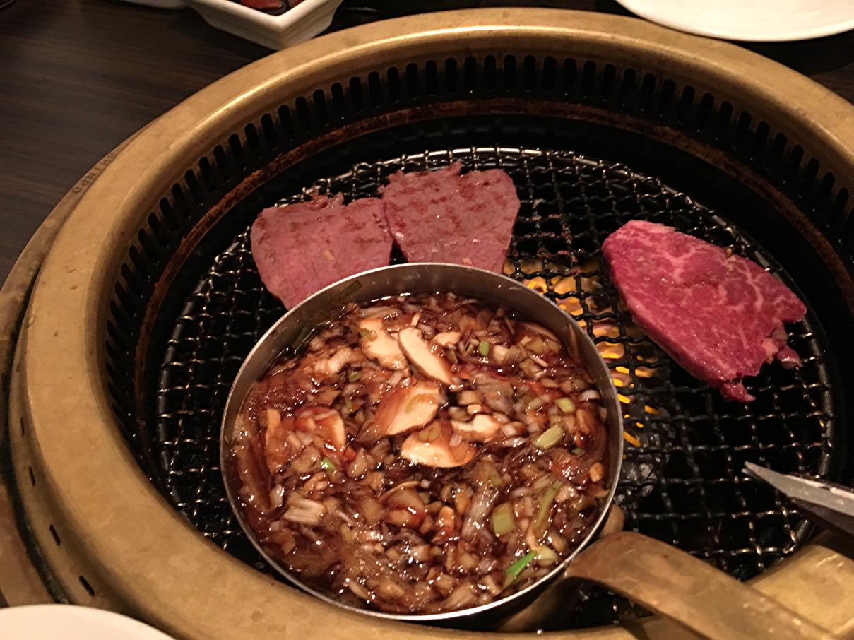松茸ヒレスキタレ焼き