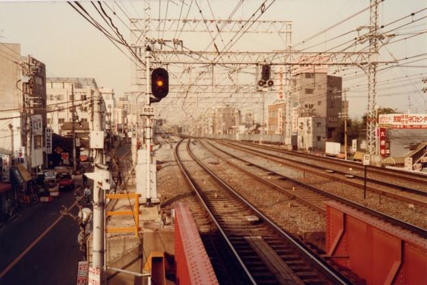 京阪土居駅
