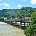 Photos: 2014_0907_120401_渡月橋