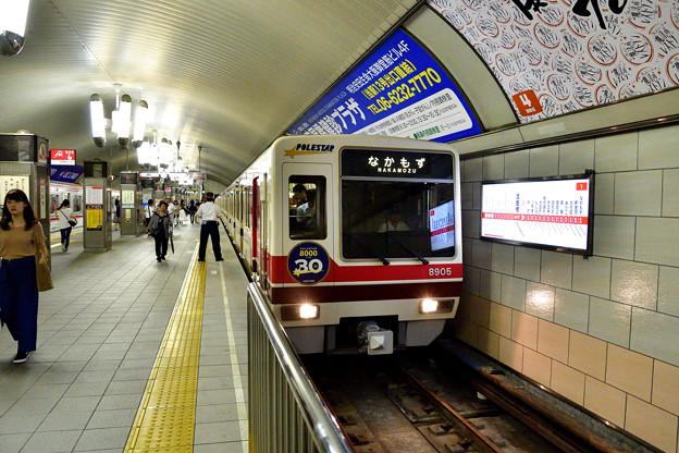 2016_0911_1718_01 北大阪急行電鉄8000系ポールスター