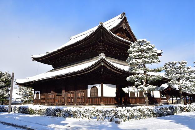 2017_0115_092954 建仁寺法堂雪粧化粧