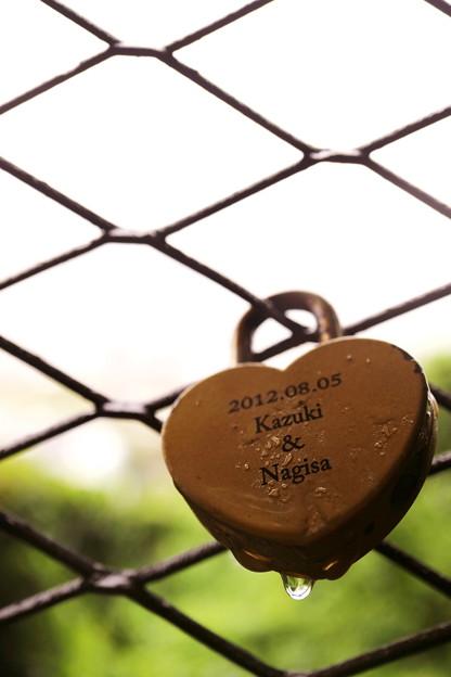 【2016コンクール】雨に誓う愛