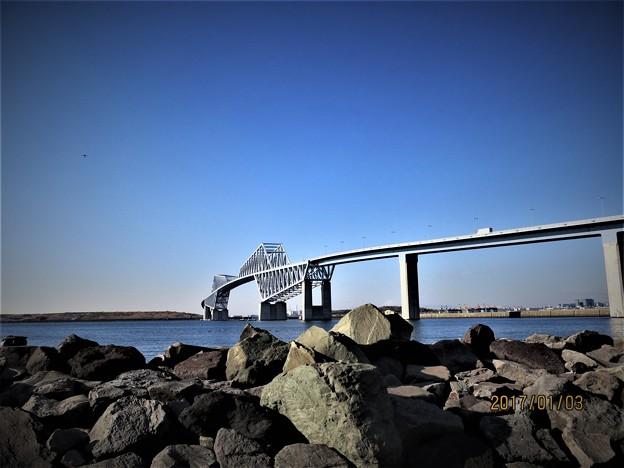 写真: ゲートブリッジ