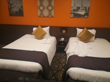 ザパークフロントホテル