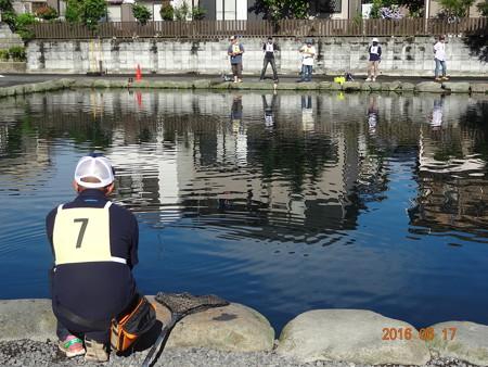 アイランドグループ トラウトトーナメント・朝霞戦