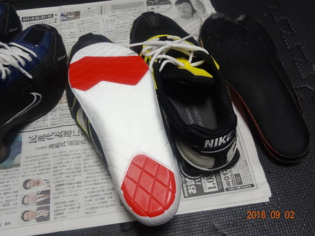 """9月2日は """"靴の日"""" 中敷きを交換しよう"""