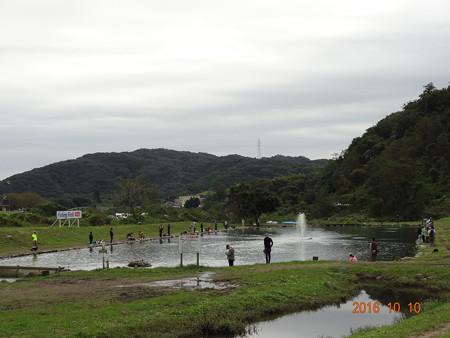 中津川フィッシングフィールド