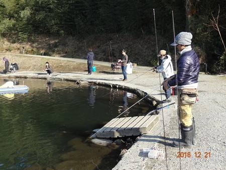 管釣りアミューズメントパーク・宮城アングラーズビレッジ