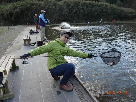 5年ぶりのDoDooで友釣り