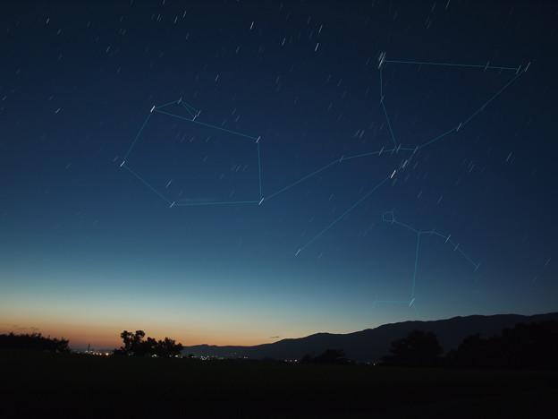 薄明の星空星座線入り_2845c18pn0719bsxt