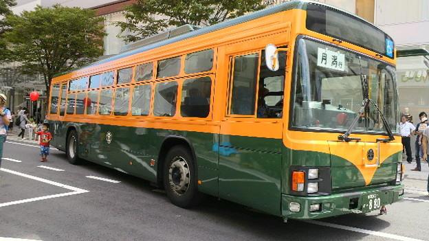 万代シテイ バスまつり 2016 かぼちゃ電車バス目当てに行ってきました...