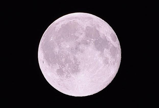 7月20日の満月