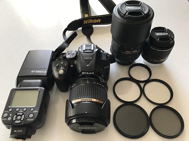 写真: Nikon