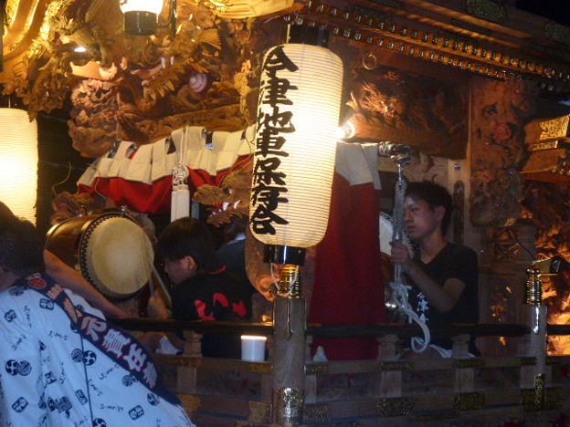 2016/7/16 今津だんじり夏祭り