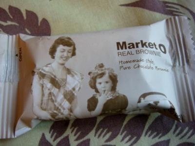Market Oチョコブラウニー1