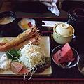 Photos: えびフライ定食(新潟 桜井)