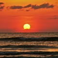 DSC_1477_雲の中に沈む太陽