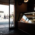 写真: カフェより