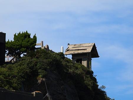 端島神社の祠