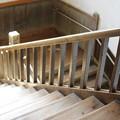 Photos: 木造校舎の階段