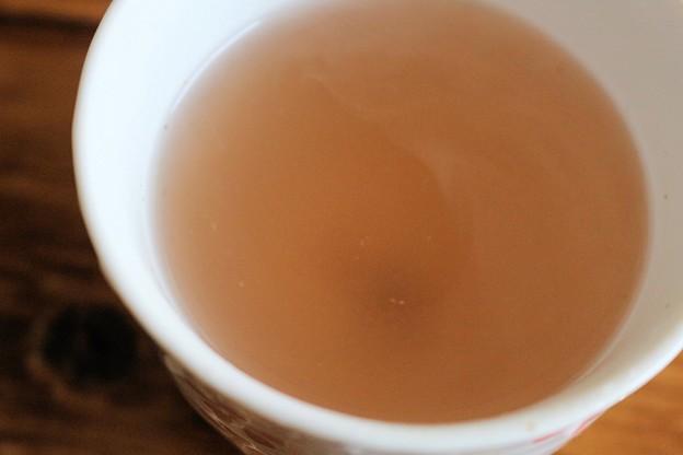 梅こんぶ茶