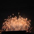 Photos: お屋根の上から花火^^