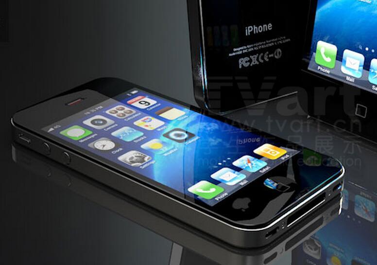 三维设计:TVart课堂C4D实例教程 苹果手机制作