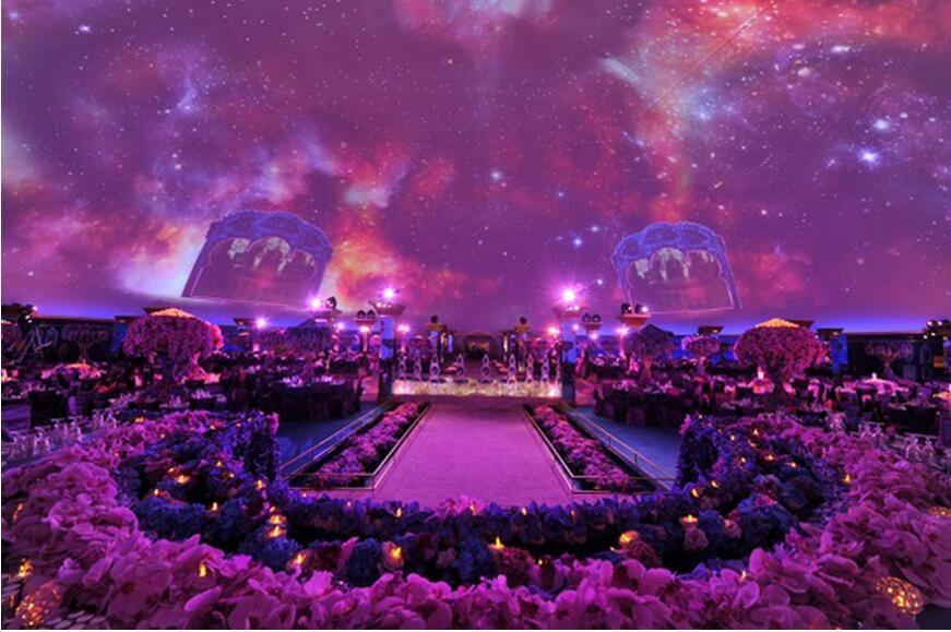 2200套全国优秀创意主题婚礼策划方案